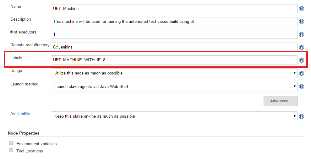 Executing automated UFT\ALM tests from Jenkins   Automation